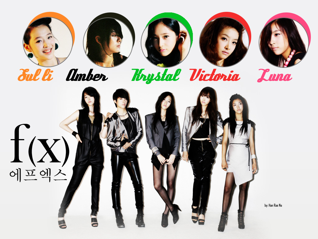 Which F X Member Are You Generation Next