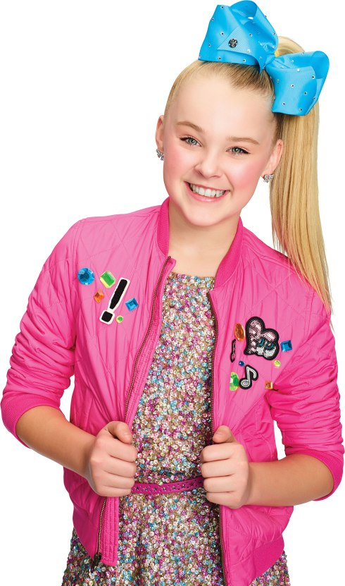 3ec8d31995651 Pictured: JoJo Siwa Nickelodeon. Photo: Terry Doyle/Nickelodeon. © 2016  Viacom International, Inc. All Rights Reserved.